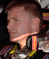 Nov 12, 2005; Phoenix, Ariz, USA;  Nascar Nextel Cup driver Jeff Burton driver of the #31 Cingular Chevy during qualifying for the Checker Auto Parts 500 at Phoenix International Raceway. Mandatory Credit: Photo By Mark J. Rebilas