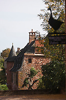 Europe/France/Limousin/19/Corrèze/Collonges-la-Rouge : Castel de Vassinhac