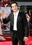US actor Antonio Sabato Jr arrives at the 35th Annual Daytime Emmy Awards held at the Kodak Theatre in Los Angeles on June 20, 2008.