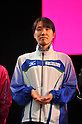 Yukiko Akaba (JPN),.MARCH 11, 2011 - Marathon : Nagoya Women's Marathon 2012 Start & Goal at Nagoya Dome, Aichi, Japan. (Photo by Jun Tsukida/AFLO SPORT)[0003].