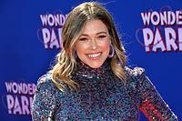 "LOS ANGELES, CA. March 10, 2019: Rachel Platten at the premiere of ""Wonder Park"" at the Regency Village Theatre.<br /> Picture: Paul Smith/Featureflash"
