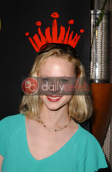 Thora Birch<br />at the 3rd Annual Work Hard, Play Harder Lounge benefitting Women For The World. W Hotel, Westwood, CA. 06-25-06<br />Dave Edwards/DailyCeleb.com 818-249-4998