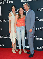 "LOS ANGELES, USA. August 02, 2019: Gary Cole, Guest & Mary Cole at the premiere of ""The Art of Racing in the Rain"" at the El Capitan Theatre.<br /> Picture: Paul Smith/Featureflash"