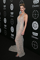 SANTA MONICA, CA - JANUARY 6: Amber Heard at Art of Elysium's 11th Annual HEAVEN Celebration at Barker Hangar in Santa Monica, California on January 6, 2018. <br /> CAP/MPI/FS<br /> &copy;FS/MPI/Capital Pictures