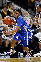 March 3, 2011: \  during first half womens Conference USA NCAA basketball game action between the Memphis Lady Tigers and the Central Florida Knights at the UCF Arena Orlando, Fl.