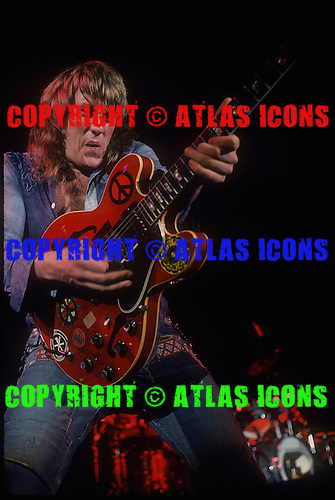 TEN YEARS LATER, ALVIN LEE, LIVE, 1978, NEIL ZLOZOWER