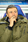 Luis Enrique (Barcelona),<br /> DECEMBER 20, 2015 - Football / Soccer :<br /> FIFA Club World Cup Japan 2015 Final match between River Plate 0-3 FC Barcelona at International Stadium Yokohama in Kanagawa, Japan. (Photo by AFLO)
