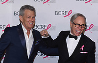 NEW YORK, NEW YORK - MAY 15: David Foster, Tommy Hilfiger attend the Breast Cancer Research Foundation's 2019 Hot Pink Party at Park Avenue Armory on May 15, 2019 in New York City. <br /> CAP/MPI/IS/JS<br /> ©JS/IS/MPI/Capital Pictures