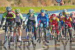 LACEY CYCLING CUP: The Lacey Cycling Cup past through Blennerville on Sunday.