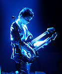 "Matthew Bellamy OF MUSE performs live at Honda Center during their ""Resistance Tour 2010"" in Anaheim, California on September 23,2010                                                                   Copyright 2010  DVS / RockinExposures"