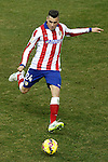 Atletico de Madrid's Jose Maria Gimenez during La Liga match.January 24,2015. (ALTERPHOTOS/Acero)