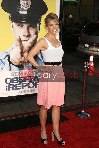 Cheryl Hines<br />at the Los Angeles Premiere of 'Observe and Report'. Grauman's Chinese Theatre, Hollywood, CA. 04-06-09<br />Dave Edwards/DailyCeleb.com 818-249-4998