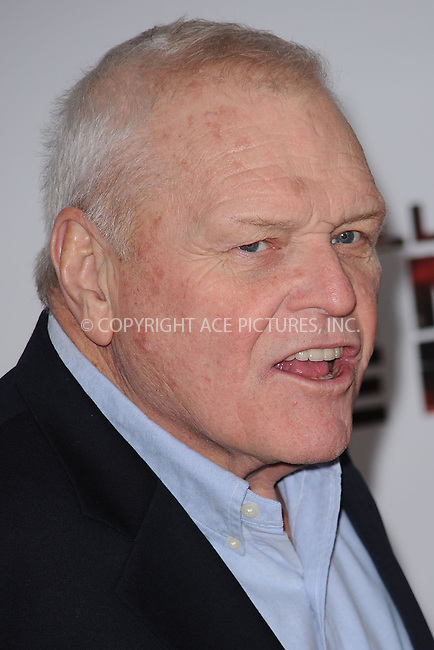 WWW.ACEPIXS.COM . . . . . .November 9, 2010...New York City...Brian Dennehy  attends New York Special Screening of Lionsgate's New Film The Next Three Days at the Ziegfeld Theater on November 9, 2010 in New York City....Please byline: KRISTIN CALLAHAN - ACEPIXS.COM.. . . . . . ..Ace Pictures, Inc: ..tel: (212) 243 8787 or (646) 769 0430..e-mail: info@acepixs.com..web: http://www.acepixs.com .