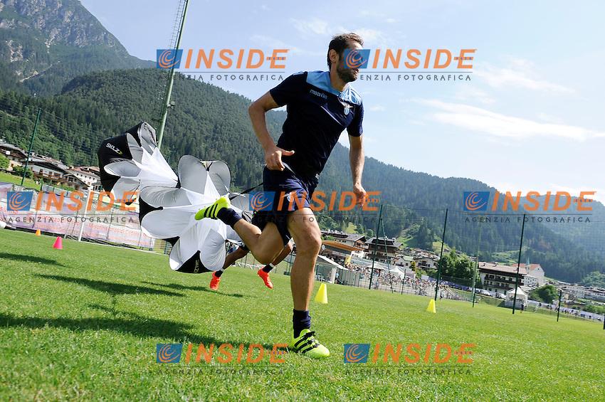 Senasd Lulic<br /> 22-07-2016 Auronzo di Cadore ( Belluno )<br /> Ritiro estivo S.S. Lazio ad Auronzo di Cadore in preparazione per la stagione 2016-2017<br /> SS Lazio pre season training camp <br /> @ Marco Rosi / Fotonotizia / Insidefoto