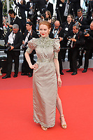CANNES, FRANCE. May 25, 2019: Emily Beecham at the Closing Gala premiere of the 72nd Festival de Cannes.<br /> Picture: Paul Smith / Featureflash