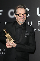 BEVERLY HILLS, CA - JANUARY 7- Gary Oldman at the Focus Features 75th Golden Globe Awards After-Party at the Beverly Hilton Hotel in Beverly Hills, California on January 7, 2018. <br /> CAP/MPI/FS<br /> &copy;FS/MPI/Capital Pictures