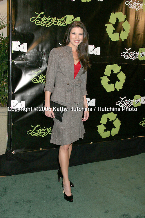 "Adrienne Janic.""Living With Ed"" Premiere Screening & Party.Sunset Lammle Theater.Los Angeles, CA.December 21,  2006.©2006 Kathy Hutchins / Hutchins Photo...."
