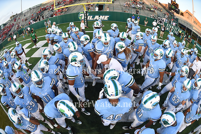 Tulane downs UL Lafayette, 41-39, in four overtimes at Yulman Stadium and improves their record to 2-2 in the 2016 season.