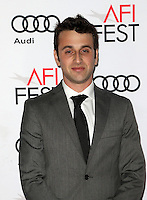 Hollywood, CA - NOVEMBER 15: Justin Hurwitz, At Audi Celebrates La La Land At AFI Fest 2016 Presented By Audi At The TCL Chinese Theatre, California on November 15, 2016. Credit: Faye Sadou/MediaPunch