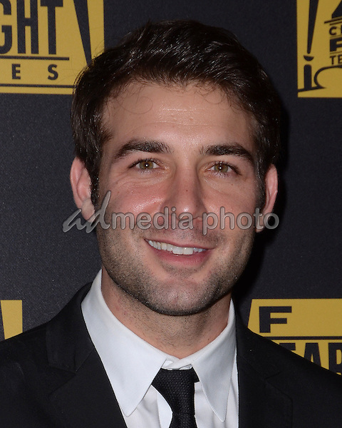 10 January  - Beverly Hills, Ca - James Wolk. FOX Golden Globes Awards Party 2016 Sponsored by American Airlines held at Beverly Hilton. Photo Credit: Birdie Thompson/AdMedia