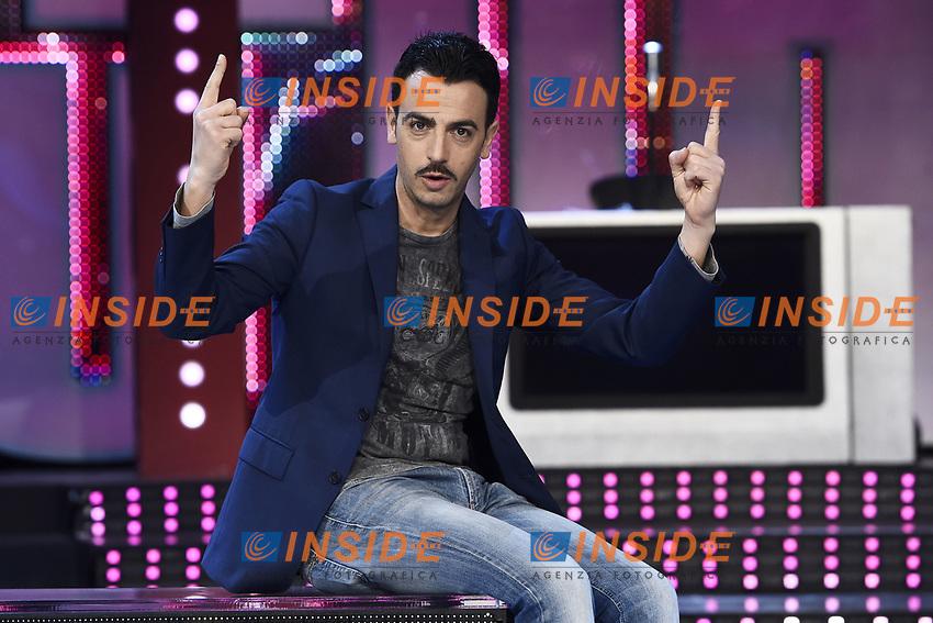 Milano 28-03-2017 - photocall trasmissione Tv 'Furore' foto Daniele Buffa/Image/Insidefoto<br /> nella foto: Rosario Morra