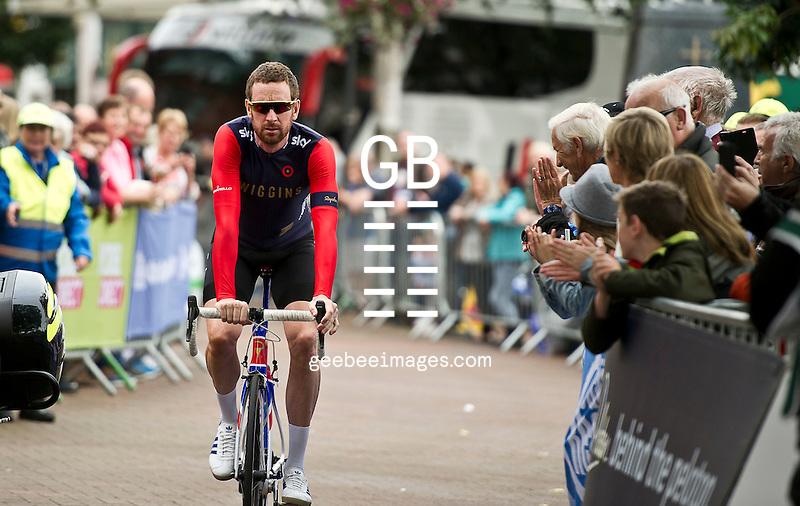 2016 Tour of Britain<br /> Stage 2, Carlisle to Kendal<br /> 5 September 2016<br /> Bradley Wiggins, Team Wiggins