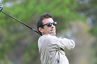 Eduardo De La Riva (ESP) in action on 1st tee during the second round of the Magical Kenya Open presented by ABSA played at Karen Country Club, Nairobi, Kenya. 15/03/2019<br /> Picture: Golffile | Phil Inglis<br /> <br /> <br /> All photo usage must carry mandatory copyright credit (&copy; Golffile | Phil Inglis)
