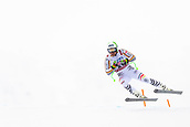 9th February 2019, ARE, Sweden; Dominik Schwaiger of Germany competes in the mens downhill during the FIS Alpine World Ski Championships on February 9, 2019 in Are.