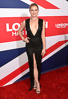 "01 March 2016 - Hollywood, California - Katherine Bailess. ""London Has Fallen"" Los Angeles Premiere held at ArcLight Cinemas Cinerama Dome. Photo Credit: Koi Sojer/AdMedia"