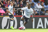 Moise Kean of Everton in action during the Premier League match between Crystal Palace and Everton at Selhurst Park, London, England on 10 August 2019. PUBLICATIONxNOTxINxUK Copyright: xKenxSparksx 24400101  <br /> Foto Imago/Insidefoto <br /> ITALY ONLY<br /> Foto Imago/Insidefoto <br /> ITALY ONLY