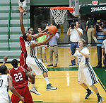 Tulane downs Nicholls State,65-48, in Men's Basketball at Devlin Fieldhouse.