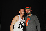 "Actors William DeMeo & Paulie Malignaggi - Brooklyn, New York celebrates Actor William DeMeo's upcoming role in Gotti film in which he plays Sammy ""The Bull"" Gravano in a block party on May 23, 2018 along with cast.  (Photo by Sue Coflin/Max Photos)"