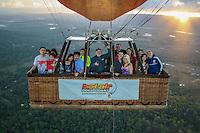20140321 March 21 Hot Air Balloon Gold Coast