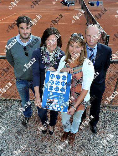 2011-05-18 / Tennis / seizoen 2011 /  TC Witte Duivels ..Foto: Mpics
