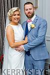 Prendergast/Whyte wedding in the Ballyroe Heights Hotel on Valentines Day.