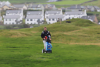 Gary Collins (Rosslare) on the 3rd during Matchplay Round 1 of the South of Ireland Amateur Open Championship at LaHinch Golf Club on Friday 22nd July 2016.<br /> Picture:  Golffile | Thos Caffrey<br /> <br /> All photos usage must carry mandatory copyright credit   (© Golffile | Thos Caffrey)