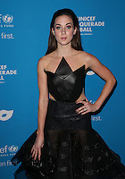 LOS ANGELES, CA - OCTOBER 27: Lyndon Smith at the Fourth Annual UNICEF Masquerade Ball Los Angeles at Clifton's Cafeteria in Los Angeles, California on October 27, 2016. Credit: Faye Sadou/MediaPunch