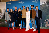 LOS ANGELES - FEB 11:  Cast, When Calls The Heart at the 'When Calls the Heart' TV show season 7 premiere at the Beverly Wilshire Hotel on February 11, 2020 in Beverly Hills, CA