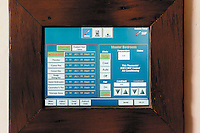 Easy To Use Touch Panel With Beefy Frame
