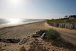 L' Aiguillon sur Mer - Plage de l'Oasis