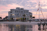 Gulfport Yacht Club - home of the classic Biloxi Luggers.