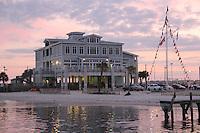Gulfport Yacht Club - home of the classic Biloxi Luggers.