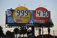 Mega Millions Lottery Hits One Billion