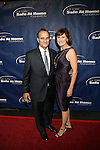 Joe Torre and Ali Torre at the 11TH ANNIVERSARY OF THE JOE TORRE SAFE AT HOME FOUNDATION HELD A CHELSEA PIERS SIXTY, NY