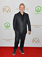SANTA MONICA, USA. January 18, 2020: Sam Mendes at the 2020 Producers Guild Awards at the Hollywood Palladium.<br /> Picture: Paul Smith/Featureflash