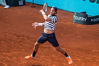 Madrid Open tennis in Madrid. Feliciano Lopez - Gilles Simon