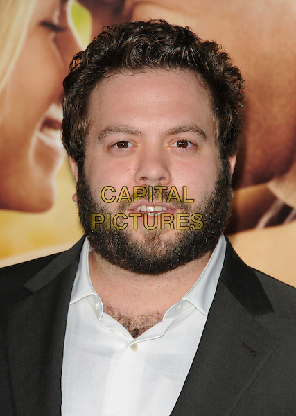 "DAN FOGLER .at The Universal Pictures World Premiere of ""Love Happens"" held at The Mann's Village Theatre in Westwood, California, USA, September 15th 2009                                                                   portrait headshot beard facial hair hairy chest white shirt .CAP/DVS.©DVS/RockinExposures/Capital Pictures."