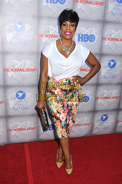19 May 2014 - Beverly Hills, California - Niecy Nash. &quot;The Normal Heart&quot; Los Angeles Premiere held at The WGA Theater. <br /> CAP/ADM/BP<br /> &copy;Byron Purvis/AdMedia/Capital Pictures