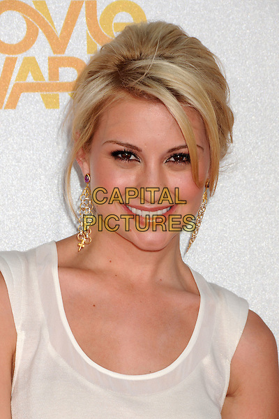 CHELSEA STAUB.MTV Movie Awards 2010 - Arrivals held at the Gibson Amphitheatre, Universal City, California, USA, 6th June 2010..portrait headshot smiling white cream .CAP/ADM/BP.©Byron Purvis/AdMedia/Capital Pictures.