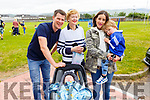Brian Daly, Lilly Healy, Jane, Kerrisk and baby Gregory Daly enjoying the Kerins O'Rahillys family fun day on Sunday at the club grounds.